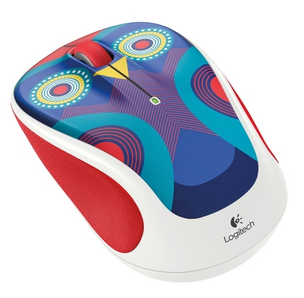 Мишка Logitech M238 Play Collection - Owl