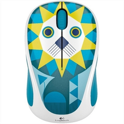 Мишка Logitech M238 Play Collection - Lion/