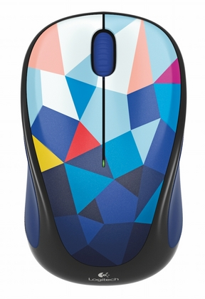 Мишка Logitech M238 Play Collection - Blue Facets/