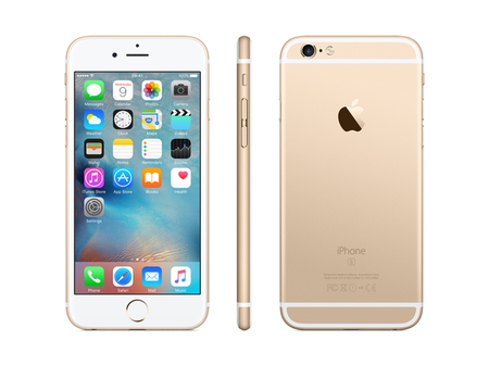 Apple iPhone 6s 64 GB Златист/