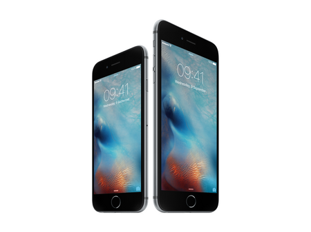 Apple iPhone 6s 128 GB Сив/