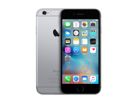 Apple iPhone 6s Plus 16 GB Сив
