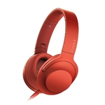 Слушалки Sony MDR-100AAP red