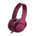 Слушалки Sony MDR-100AAP pink