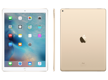 Apple iPad Pro Cellular 128GB Gold/