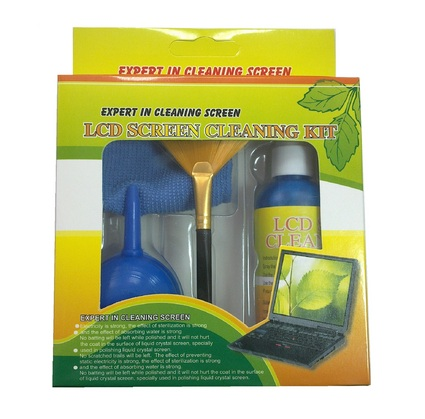 LCD Screen cleaning kit/