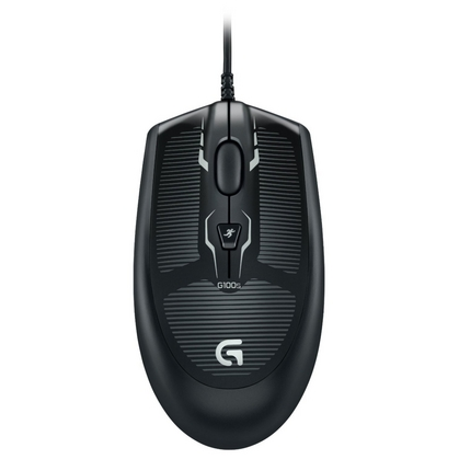 Logitech Gaming Mouse G100s Black
